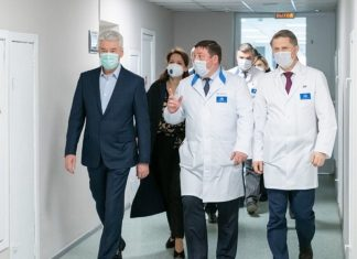 In Moscow began more than ill ORVI and a pneumonia