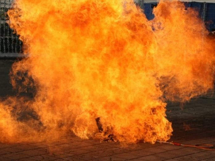 In the Kuban region exploded gas filling: three victims