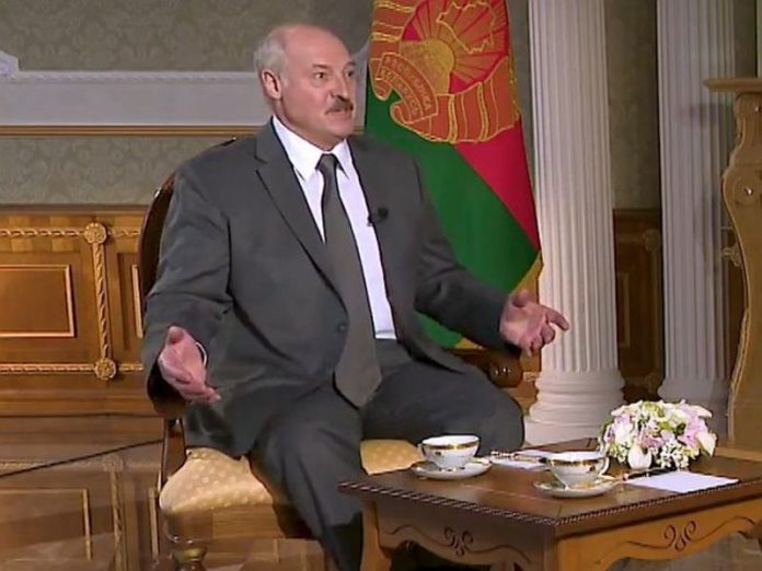 MP: Lukashenko can only declare on his retirement