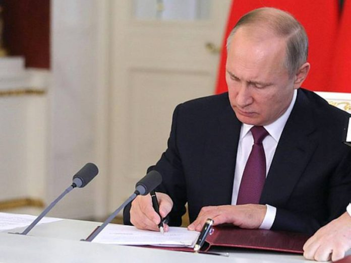 Putin has established a new memorable date associated with the second world war