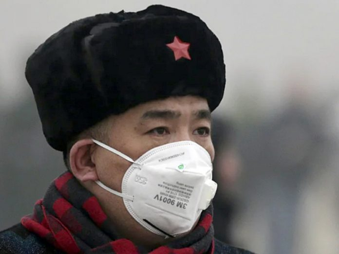 Raging in China a new deadly virus