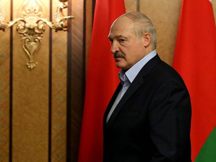 The exit polls gave Lukashenko a victory on elections