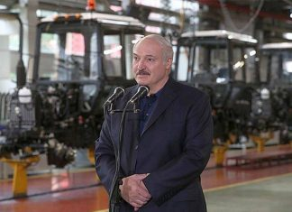 "The opposition has accused Lukashenka of provoking the ""Maidan"""