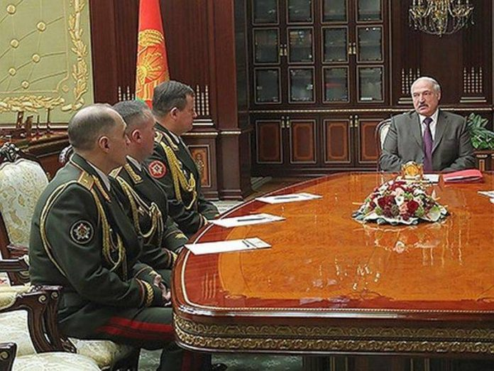 The President of Belarus instructed to transfer Marines from Vitebsk to Grenoble