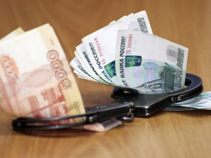 The President of the court in Volgograd has been detained for a large bribe
