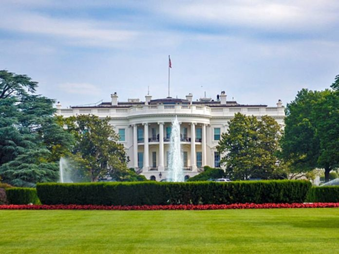 Two people were injured during a shooting at the White house