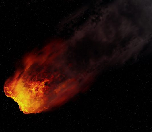 A dangerous asteroid is rushing to Earth again